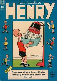 Cover Thumbnail for Henry (Dell, 1948 series) #6