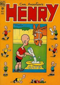 Cover Thumbnail for Henry (Dell, 1948 series) #7