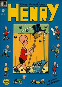 Cover Thumbnail for Henry (Dell, 1948 series) #10