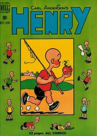 Cover Thumbnail for Henry (Dell, 1948 series) #13