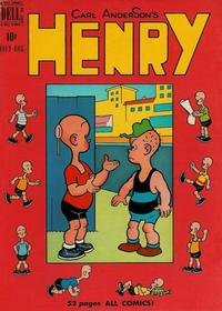 Cover Thumbnail for Henry (Dell, 1948 series) #14