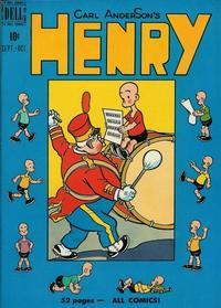 Cover Thumbnail for Henry (Dell, 1948 series) #15
