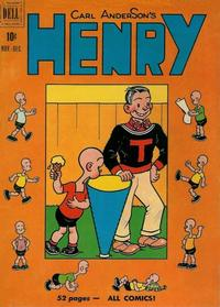 Cover Thumbnail for Henry (Dell, 1948 series) #16