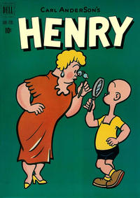 Cover Thumbnail for Henry (Dell, 1948 series) #23