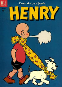 Cover Thumbnail for Henry (Dell, 1948 series) #29