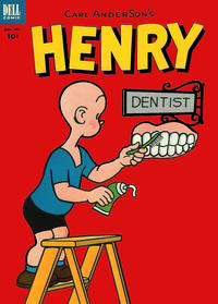 Cover Thumbnail for Henry (Dell, 1948 series) #30