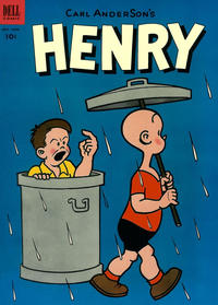 Cover Thumbnail for Henry (Dell, 1948 series) #31
