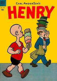 Cover Thumbnail for Henry (Dell, 1948 series) #32