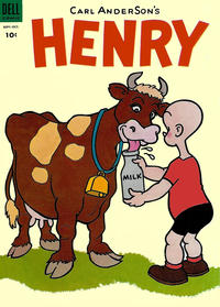 Cover Thumbnail for Henry (Dell, 1948 series) #39