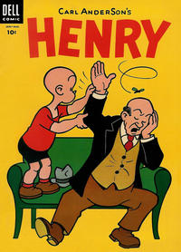 Cover Thumbnail for Henry (Dell, 1948 series) #41