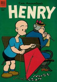 Cover Thumbnail for Henry (Dell, 1948 series) #42