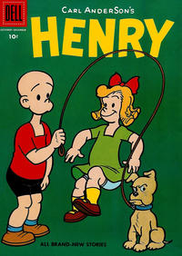 Cover Thumbnail for Henry (Dell, 1948 series) #48