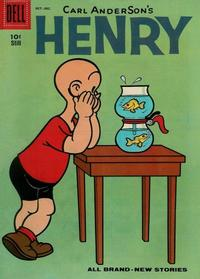 Cover Thumbnail for Henry (Dell, 1948 series) #56