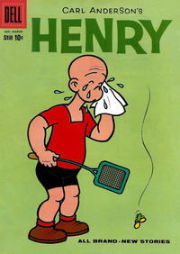 Cover Thumbnail for Henry (Dell, 1948 series) #60