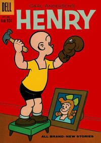 Cover Thumbnail for Henry (Dell, 1948 series) #63