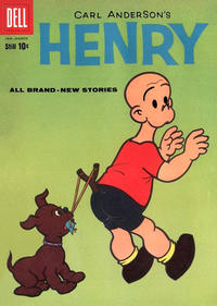 Cover Thumbnail for Henry (Dell, 1948 series) #64
