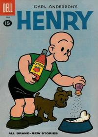 Cover Thumbnail for Henry (Dell, 1948 series) #65