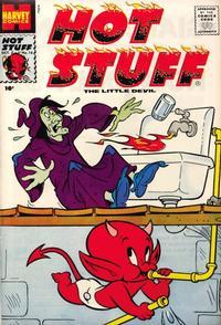 Cover Thumbnail for Hot Stuff, the Little Devil (Harvey, 1957 series) #16