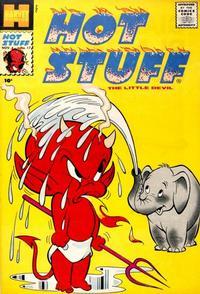 Cover Thumbnail for Hot Stuff, the Little Devil (Harvey, 1957 series) #17