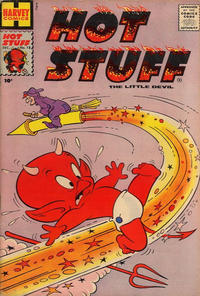 Cover Thumbnail for Hot Stuff, the Little Devil (Harvey, 1957 series) #18
