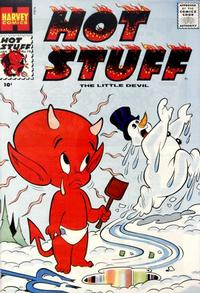 Cover Thumbnail for Hot Stuff, the Little Devil (Harvey, 1957 series) #19