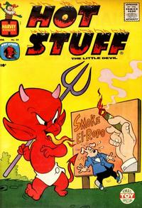 Cover Thumbnail for Hot Stuff, the Little Devil (Harvey, 1957 series) #20