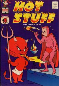 Cover Thumbnail for Hot Stuff, the Little Devil (Harvey, 1957 series) #22