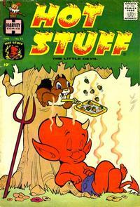 Cover Thumbnail for Hot Stuff, the Little Devil (Harvey, 1957 series) #24