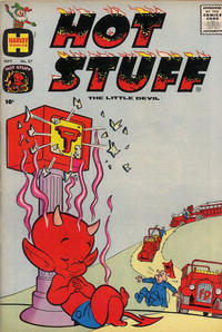 Cover Thumbnail for Hot Stuff, the Little Devil (Harvey, 1957 series) #27