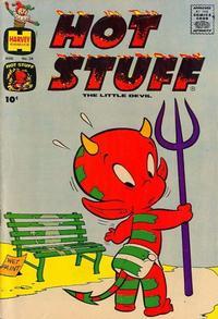 Cover Thumbnail for Hot Stuff, the Little Devil (Harvey, 1957 series) #38