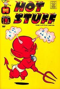 Cover for Hot Stuff, the Little Devil (Harvey, 1957 series) #39