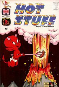 Cover Thumbnail for Hot Stuff, the Little Devil (Harvey, 1957 series) #45