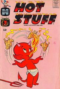 Cover Thumbnail for Hot Stuff, the Little Devil (Harvey, 1957 series) #50