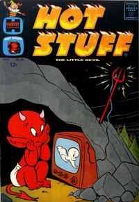 Cover Thumbnail for Hot Stuff, the Little Devil (Harvey, 1957 series) #53