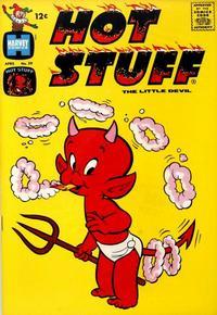 Cover Thumbnail for Hot Stuff, the Little Devil (Harvey, 1957 series) #59
