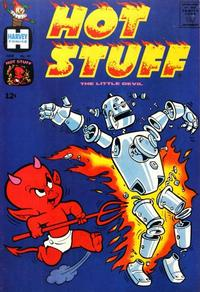 Cover Thumbnail for Hot Stuff, the Little Devil (Harvey, 1957 series) #60