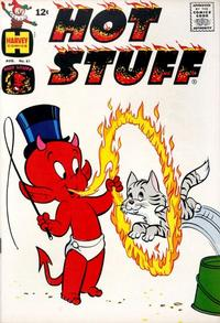 Cover Thumbnail for Hot Stuff, the Little Devil (Harvey, 1957 series) #61