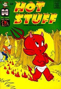 Cover Thumbnail for Hot Stuff, the Little Devil (Harvey, 1957 series) #62