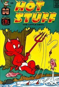 Cover Thumbnail for Hot Stuff, the Little Devil (Harvey, 1957 series) #67