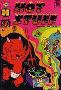 Cover Thumbnail for Hot Stuff, the Little Devil (Harvey, 1957 series) #84