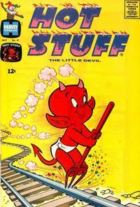Cover Thumbnail for Hot Stuff, the Little Devil (Harvey, 1957 series) #91