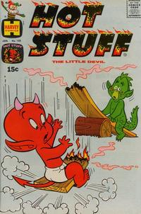 Cover Thumbnail for Hot Stuff, the Little Devil (Harvey, 1957 series) #102