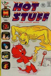 Cover Thumbnail for Hot Stuff, the Little Devil (Harvey, 1957 series) #110