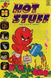 Cover Thumbnail for Hot Stuff, the Little Devil (Harvey, 1957 series) #117