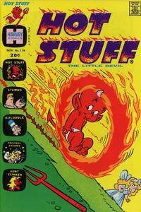 Cover Thumbnail for Hot Stuff, the Little Devil (Harvey, 1957 series) #119