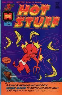 Cover Thumbnail for Hot Stuff, the Little Devil (Harvey, 1957 series) #130