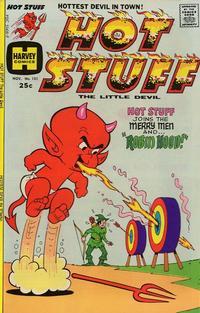 Cover Thumbnail for Hot Stuff, the Little Devil (Harvey, 1957 series) #131