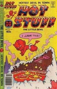 Cover Thumbnail for Hot Stuff, the Little Devil (Harvey, 1957 series) #153