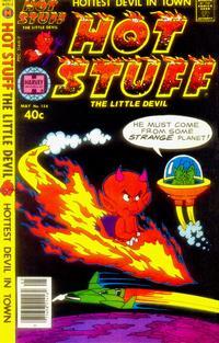 Cover Thumbnail for Hot Stuff, the Little Devil (Harvey, 1957 series) #154