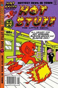 Cover Thumbnail for Hot Stuff, the Little Devil (Harvey, 1957 series) #164